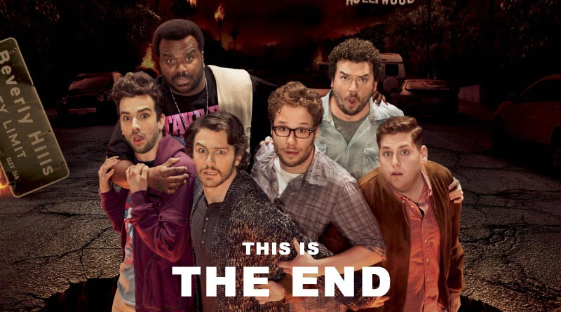 Watch This is The End Online
